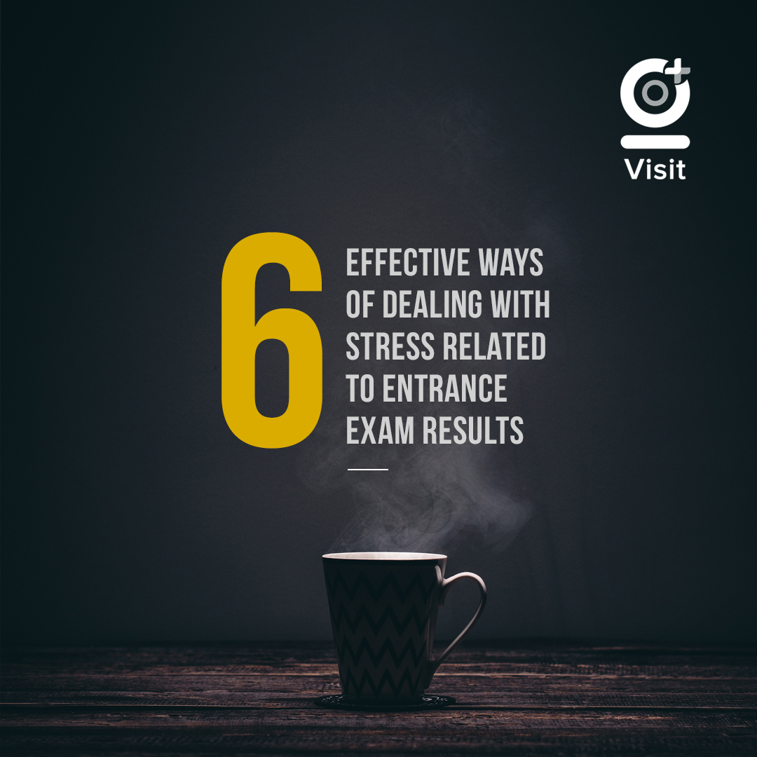 6 Effective Ways of Dealing with Stress Related to Exam Result