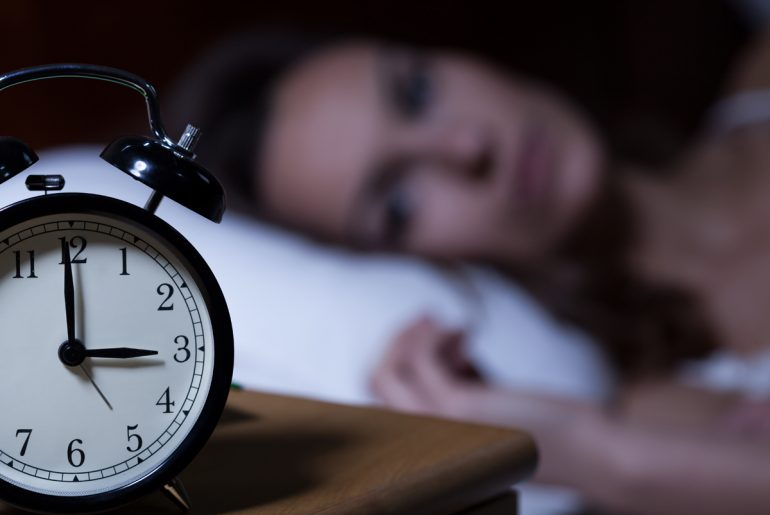 When insomnia strikes : Easy tips to fall asleep