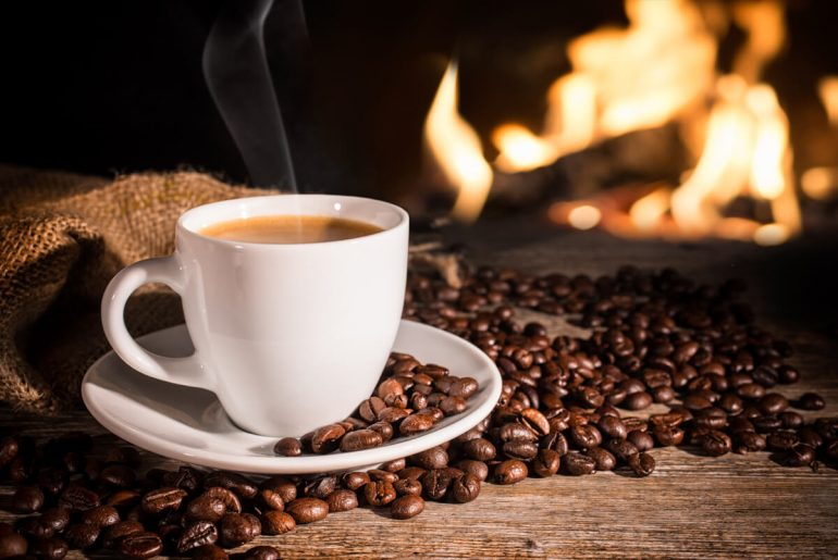Is drinking coffee the same as drinking alcohol?